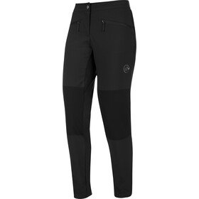 Mammut Pordoi SO Pants short Size Women, black